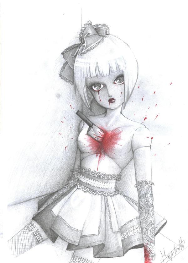 Murder of a Doll by blackangelofmine on DeviantArt