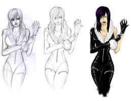 Predator-Step By Step by blackangelofmine