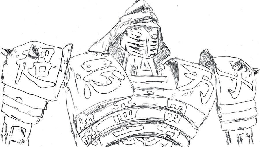 real steel ambush coloring pages - photo#31