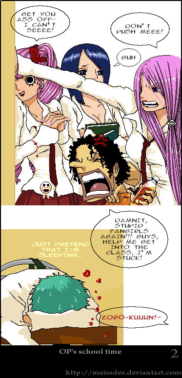 perona and zoro relationship tips