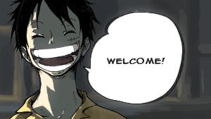 Luffy_AU by meissdes