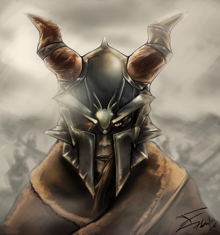 Warrior by Tobal-gz