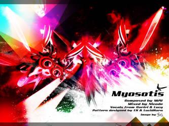 Myosotis by GJoseph