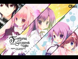 Fortuna on the Sixteenth Night by GJoseph