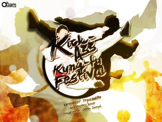 Kick-ass Kung-fu Festival by GJoseph