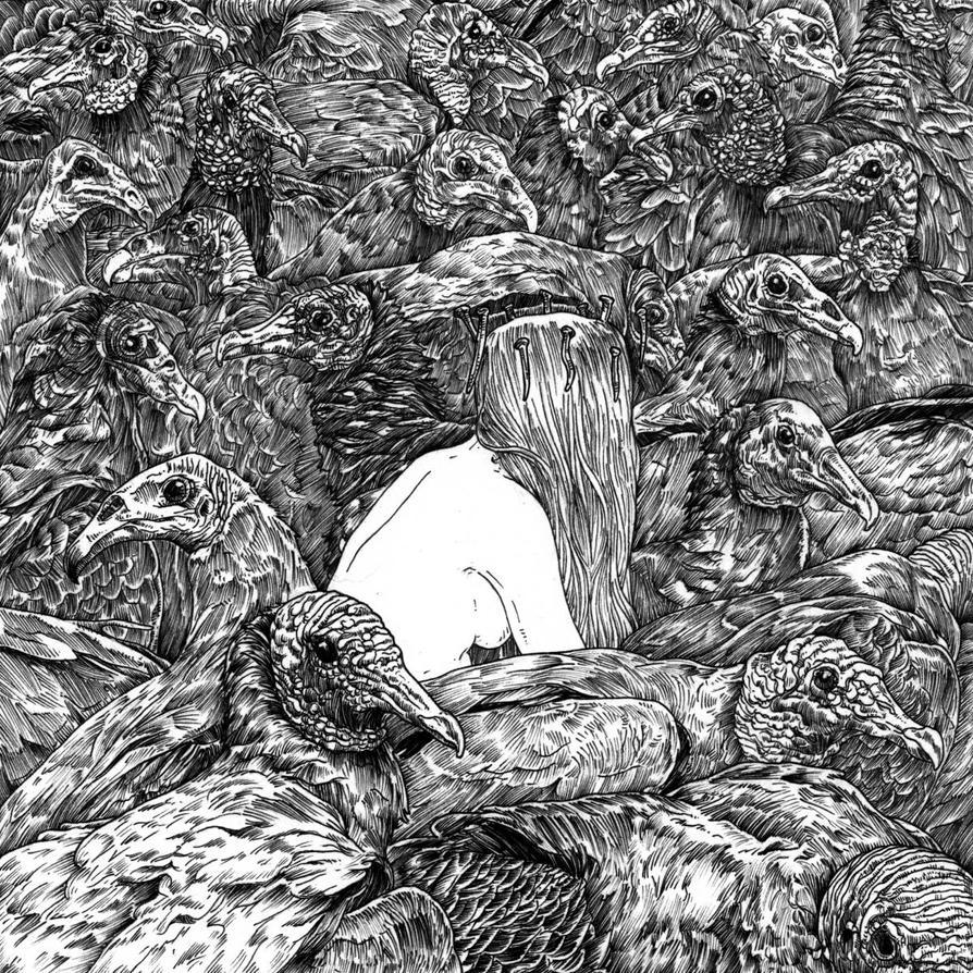URUBU cover art by KoreaRailroads