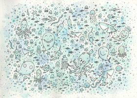 water world by BenCPanda