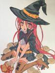 Happy halloween Shana by Masa1989