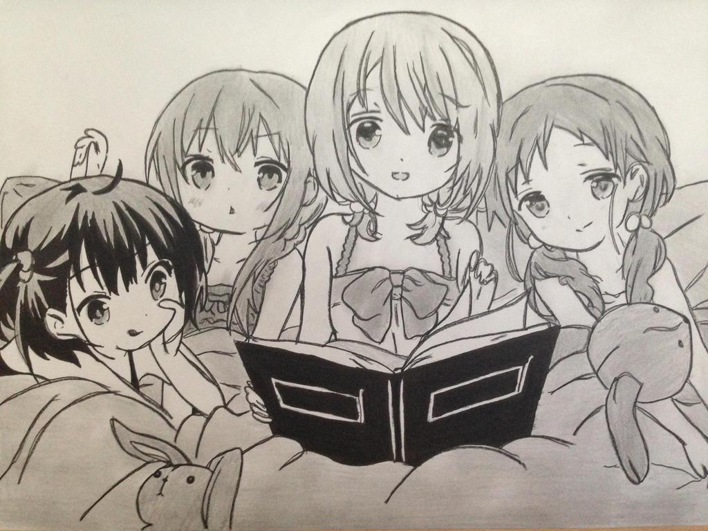 Good Night Story by Masa1989
