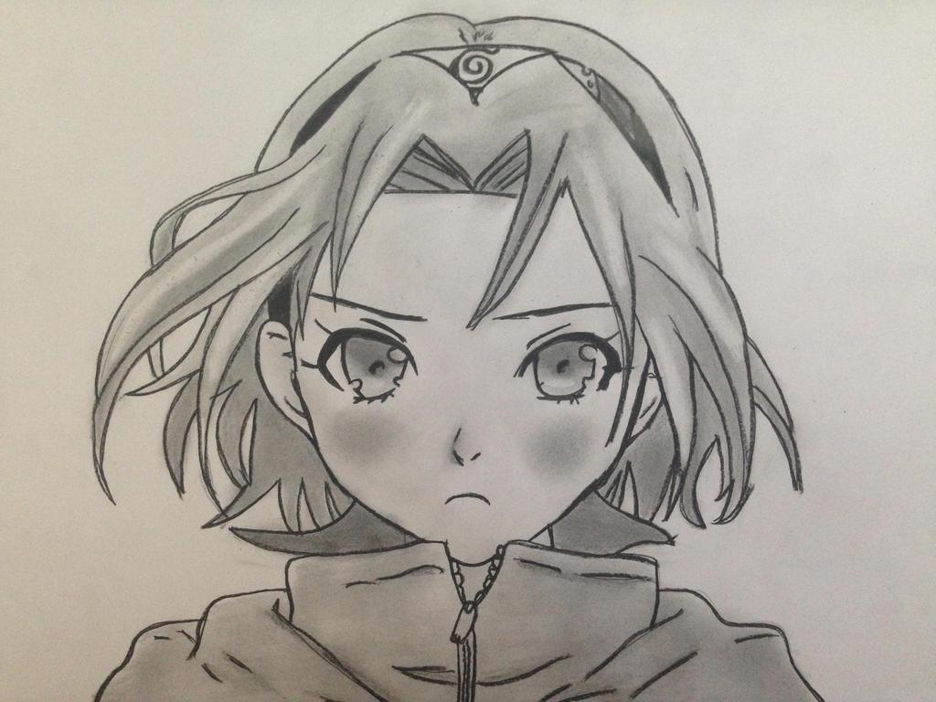Sakura Haruno by Masa1989