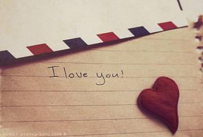 do u receive my letters ? by nono-sukar