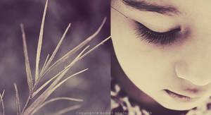 sad eyes, never lie