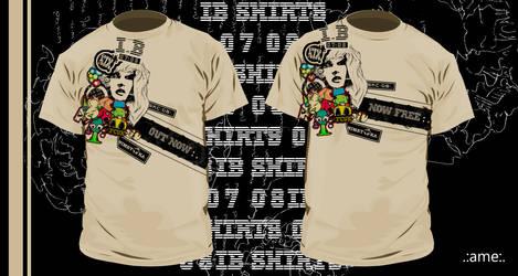 IB shirt designs by PrimeAme