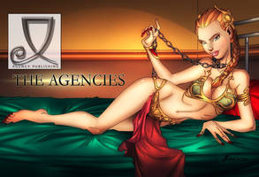 The Agencies #21 Pinup 02 by Agency-Publishing