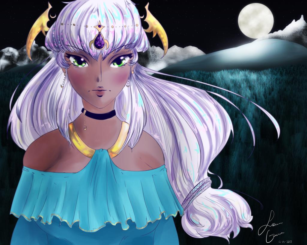 Moonlight Duchess | LAIKA by leannagarner