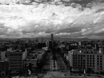 Mexico City VI by emmanuelborja