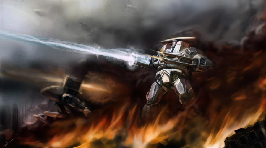 Rifleman by Comrade-Ogilvi