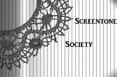 Screentone Society Logo by AiKagiSAN