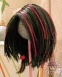 Custom Dollfie Doll BJD Wig 7