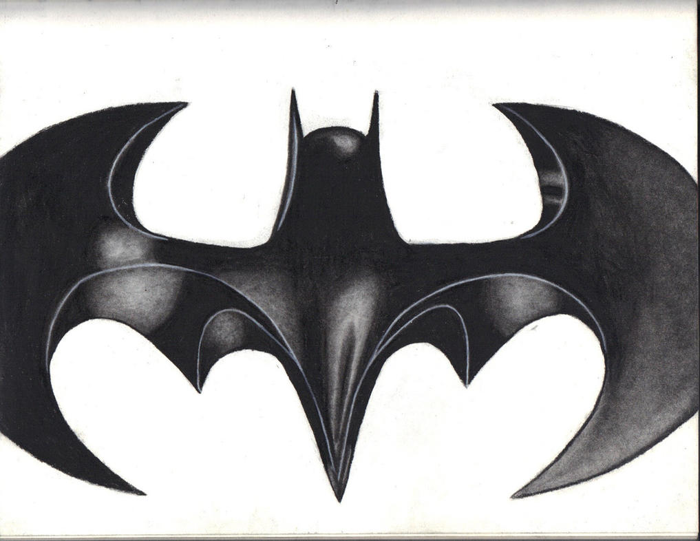 Batman Logo by 50-Foot-Shadow
