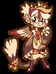 MYO Lovebean Fauna Bagbean (Approved)