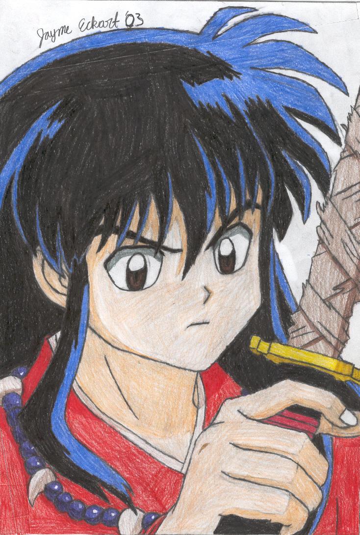 Jogo do Google Imagens - Página 2 Inuyasha_color_2