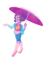 Rainbow Quartz 2.0 by NoHotBeverages