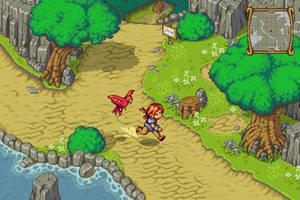 Adventure RPG :GAME MOCKUP: