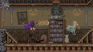 Castlevania :GAME MOCKUP: