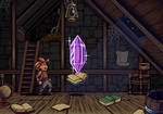 Adventure :GAME MOCKUP: