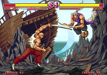 Fighting :GAME MOCKUP: by TimJonsson