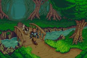 Adventure RPG #2 :GAME MOCKUP: by TimJonsson