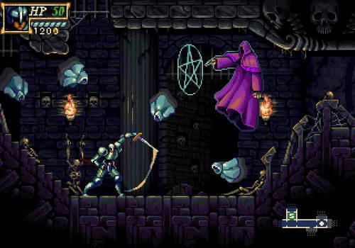 Metroidvania :game mockup: