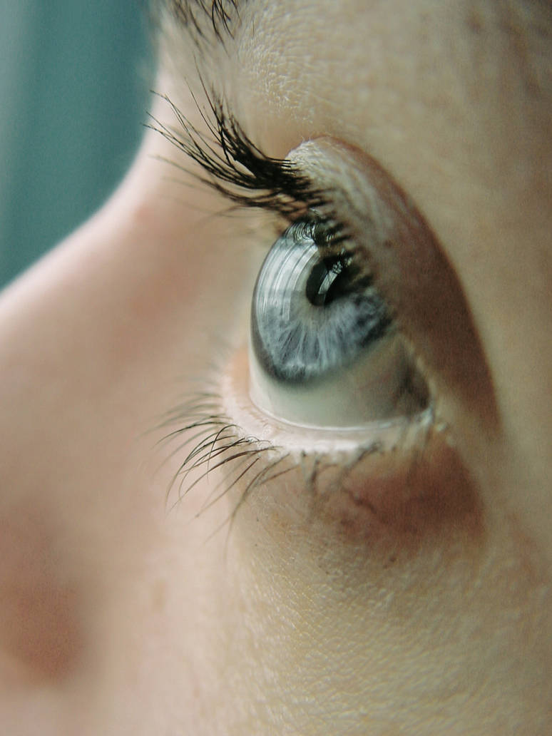 eyes wide open by SaligiaStock