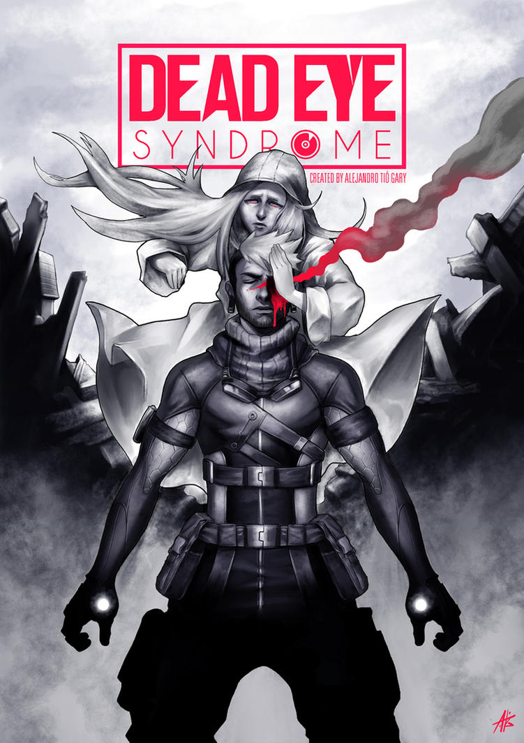 Dead Eye Syndrome : cover by AbsolumTerror