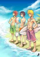 Summer Memories by AbsolumTerror
