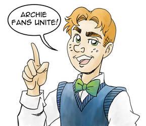 Archie by mardaline