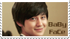 Kim Bum stamp by Ludamory