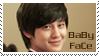 Kim Bum stamp by Ludamory