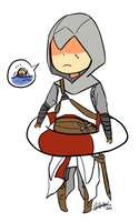 Assassin's Creed - Altair by LindaVonree