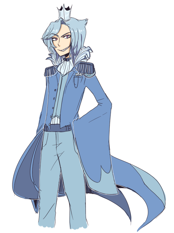 Dante cosplays by Rika-Wawa