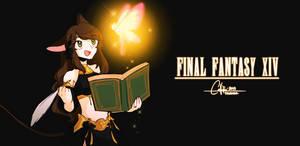 FFXIV - Scholar