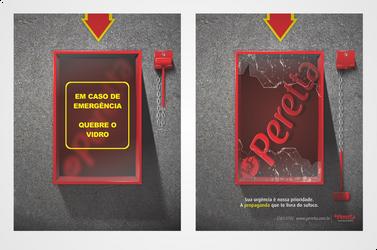 Season Campain for Peretta Marketing
