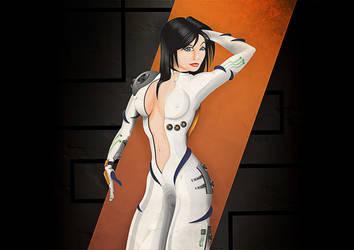 Future Woman Version 2 by LuLalah