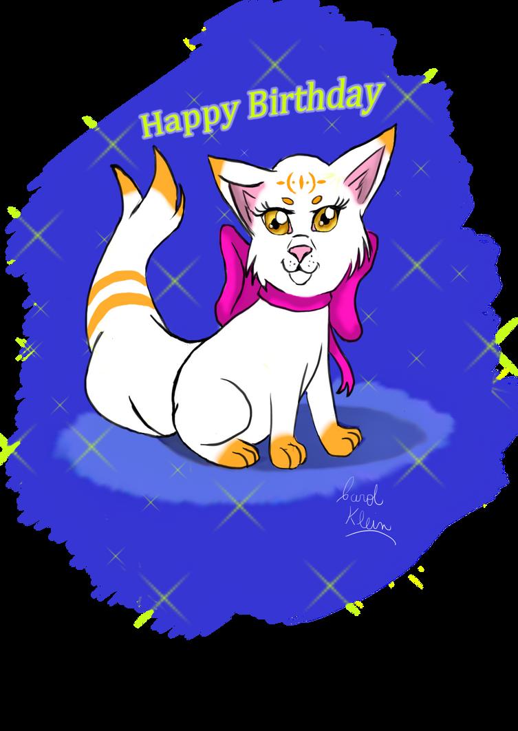 Happy Birthday by Duquess-Sabrina1992