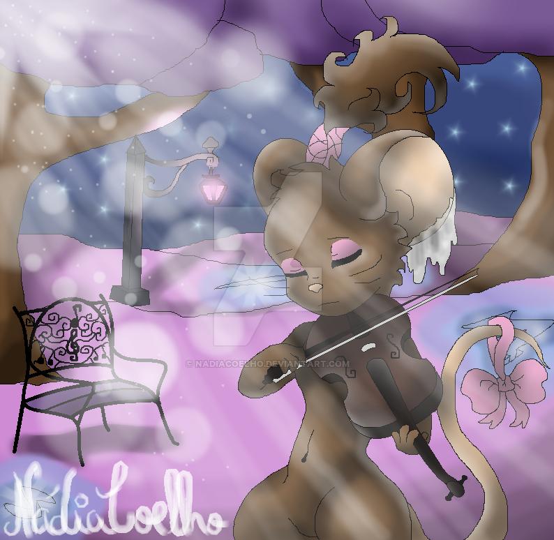 TFM OC - Violiness by NadiaCoelho