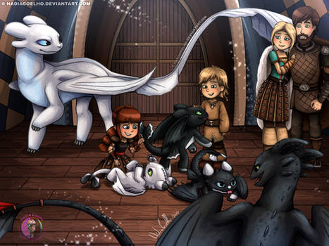 HTTYD Homecoming - Christmas Special