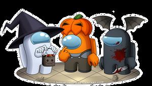 Among Us - Halloween