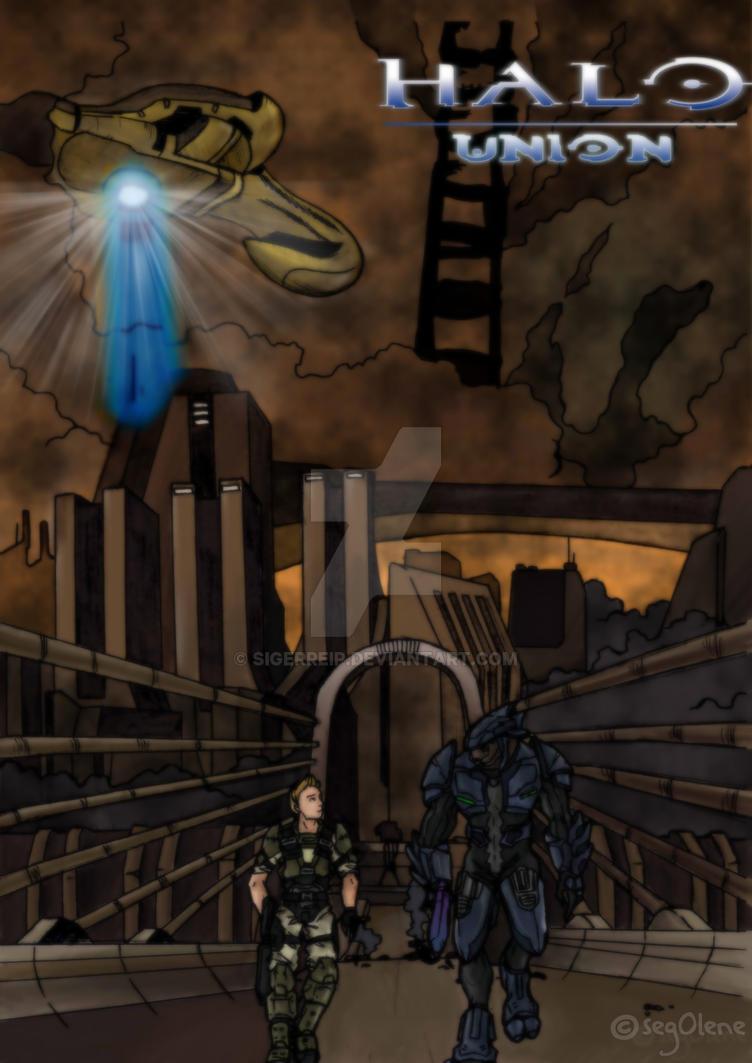 Halo Union Cover by seg0lene