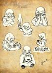 Child Sangheili Sketch